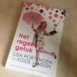 Boek Lisa Portengen - het regent geluk