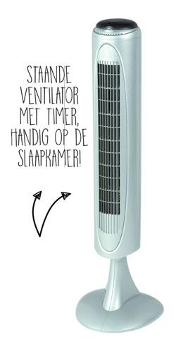 Ventilator kopen, waar let je op? | Nationaal Hitteplan