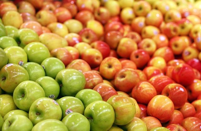 Appel, gezond superfruit!