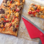 Meer gezonde pizza bakken