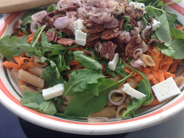 spelt-pasta-salade