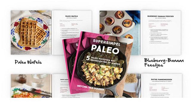 Super Simpel Paleo, heerlijke en makkelijke Paleo recepten