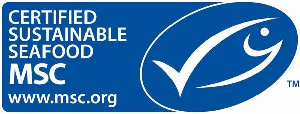 MSC keurmerk voor duurzame vis
