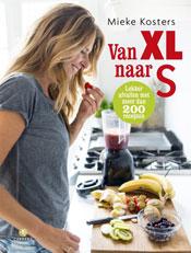 Nieuwste boek Mieke Kosters, recepten om af te vallen