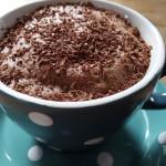 Recept chocolademousse van Aquafaba