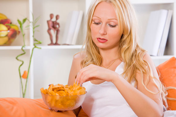 Emotioneel eten door stress