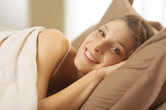 Slimmer en gezonder worden tijdens het slapen