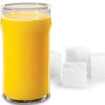Suiker in sinaasappelsap