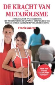 Boek De Kracht van uw Metabolisme