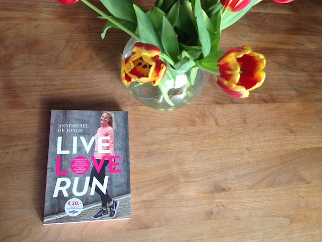 Boek over hardlopen