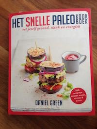 Snelle Paleo Recepten kookboek