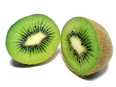 Kiwi's goed voor bloedsuikerspiegel