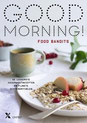 Boek van Food Bandits Suus en Johann