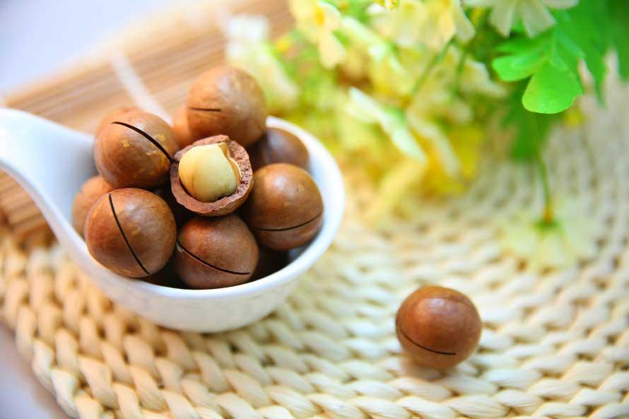 Macadamia noten, goed voor je gezondheid!
