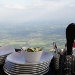 Zeer bijzonder restaurant, uit eten in een luchtballon!