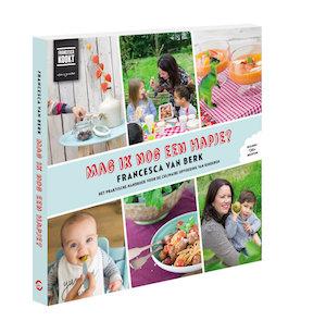 boek over het goed leren eten van babys, kleuters en peuters
