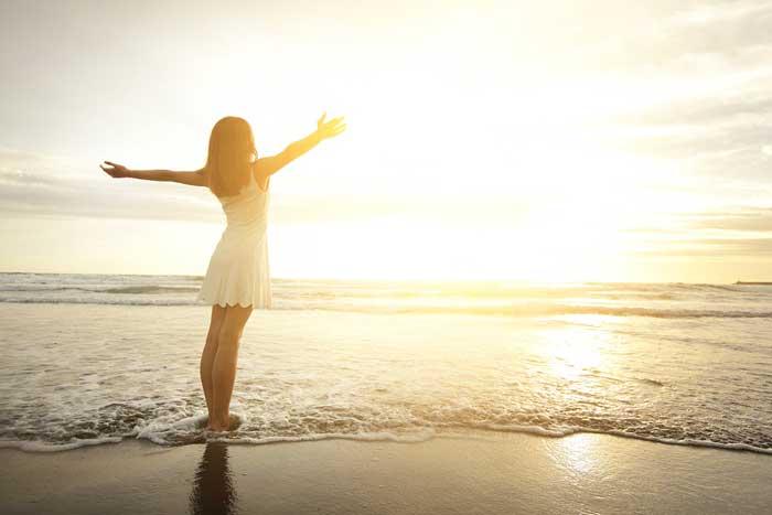 Ademhaling gebruiken om te kalmeren als je veel stress voelt.