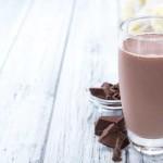 Koolhydraat arm dieet, chocolademelk