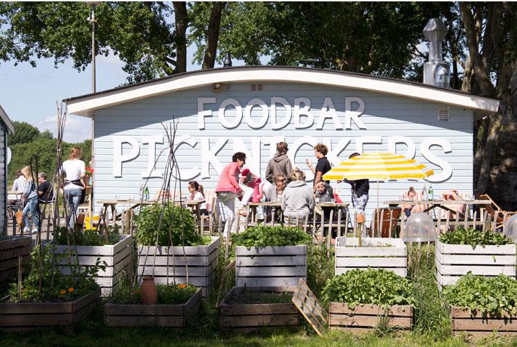 Biologisch restaurant Sneekermeer