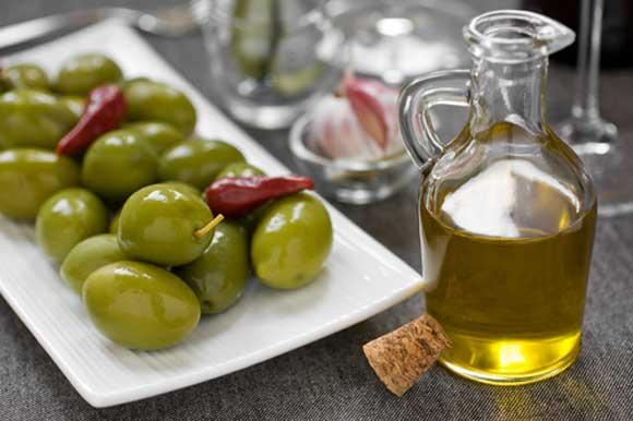 Waarom olijfolie gezond is!