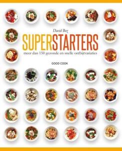 SuperStarters, boek vol met ontbijtrecepten. Veel inspiratie!