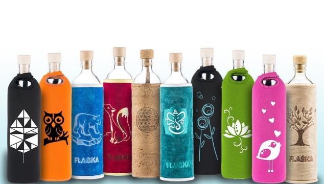 flaska collectie