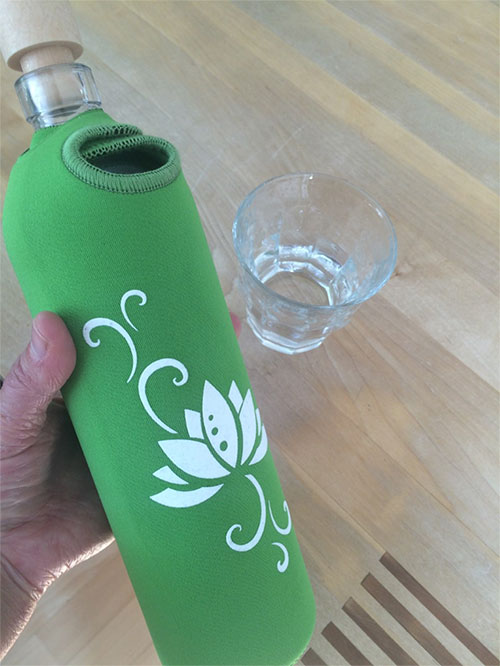 De Flaska waterfles, beter en gezonder?