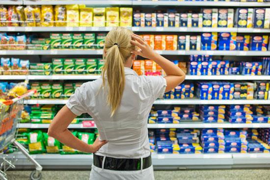 Alle informatie over voeding maakt ons informatiemoe
