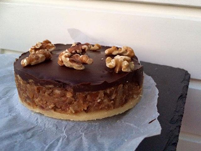 Gezond recept voor vanille brownies met chocolade