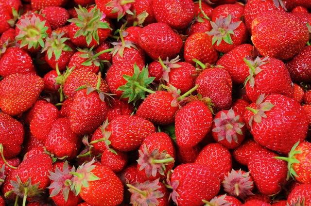 Hoe gezond zijn aardbeien?