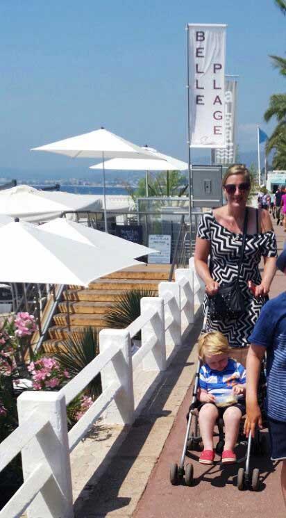 Blog van Dieuwke met tips om slank te blijven in de vakantie
