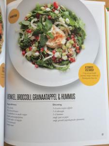 Boek vol inspiratie voor lekkere salades