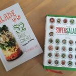 Salade, het ultieme zomergerecht! Boekenreview & Winactie