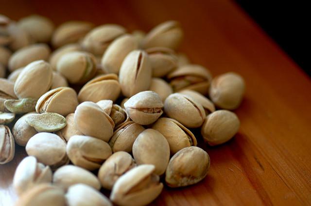 gezonde noten afvallen