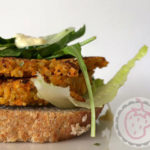 Recept Broodje Wortel-Quinoa-Burger