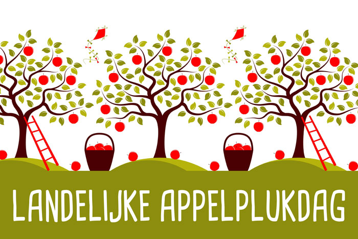 Appelplukdag september 2016