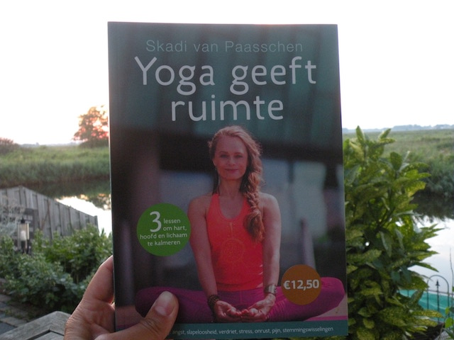 Boek over yin yoga