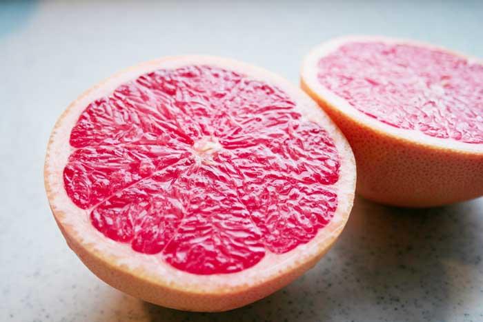 grapefruit gezond afvallen