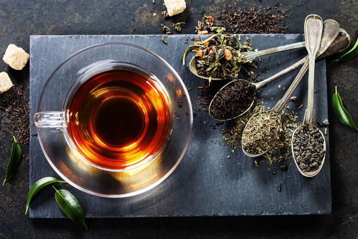 Afvallen met Detox thee