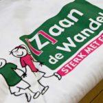 Wandel mee met [Z]aan de Wandel en steun onderzoek naar borstkanker