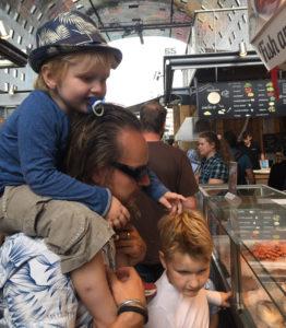 Afvallen en gezond eten combineren met een druk gezin