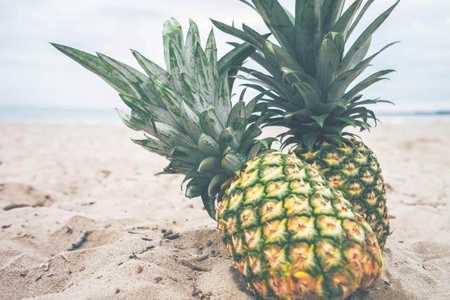 Hoe gezond is ananas? En hoe maak je eigenlijk makkelijk een ananas schoon?