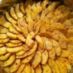 Recept voor een raw appeltaart. Suikervrij en glutenvrij!