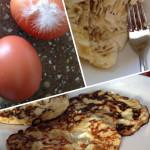 Recept voor ontbijtpannenkoeken met banaan