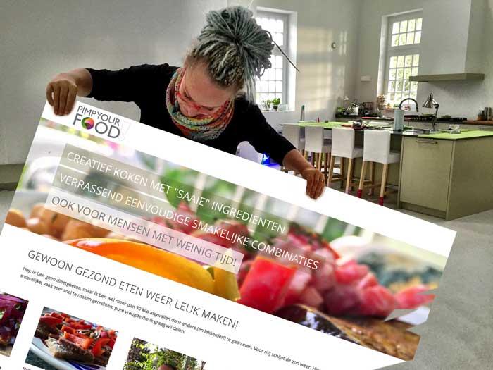 Workshops creatief en kleurrijk koken, waardoor je ook nog kunt afvallen!