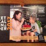 Eetkalender voor ouders met weinig tijd, die gezond willen eten