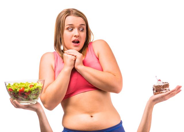 Fitness en juiste voeding