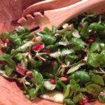 granaatappel salade