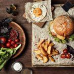 Alternatief voor de hamburger is de zeewierburger