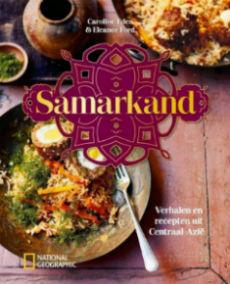 Review over nieuw Aziatisch kookboek Samarkand